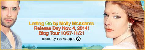 Letting Go A Novel Thatch tour arc review giveaway letting go by molly