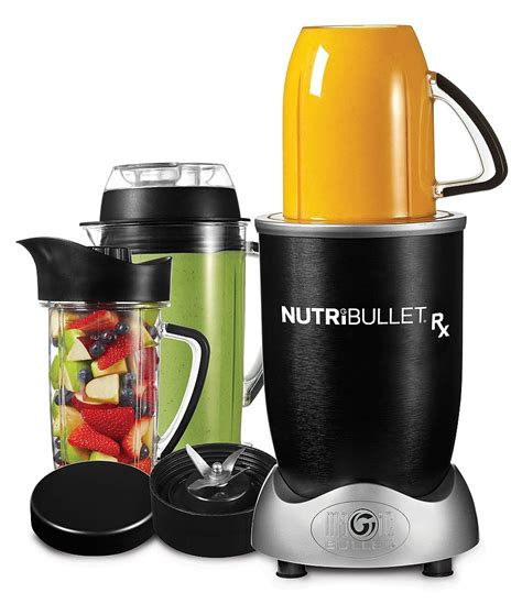 Blender Airlux Magic Blender nutribullet rx by magic bullet blender dillards