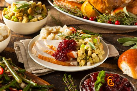best dinners 30 best restaurants to get a traditional thanksgiving