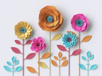 cara membuat bunga dari kertas manila 10 inspirasi kerajinan tangan dari kertas buat kamu yang