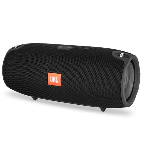 Speaker Wireless jbl xtreme portable wireless bluetooth speaker system black