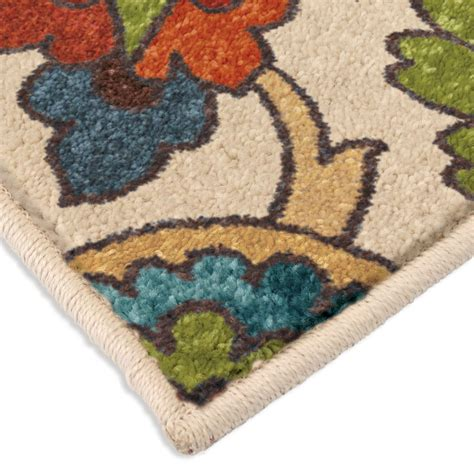 Bright Multi Colored Area Rugs Orian Rugs Bright Color Paisley Garden Multi Area Large Rug 2829 8x11 Orian Rugs