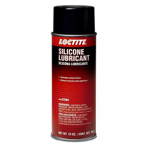 silicone garage door lubricant