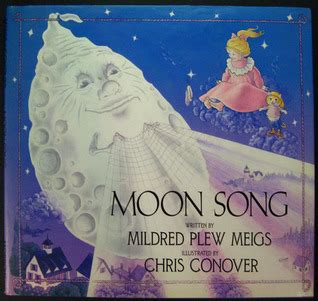 moon songs books moon song by mildred plew meigs reviews discussion