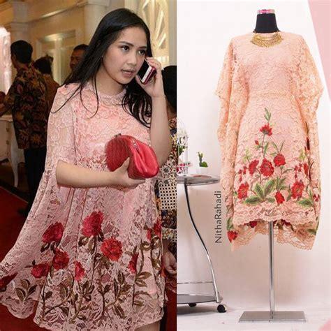Baju Kebaya Artis Remaja baju pesta artis outlet nurhasanah outlet baju pesta keluarga muslim