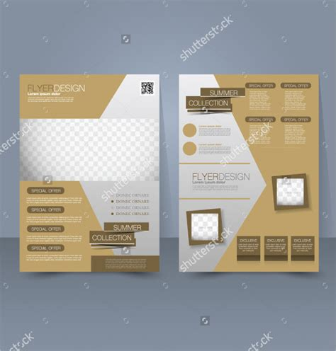 editable templates for flyers 23 business flyers free psd vector ai eps format