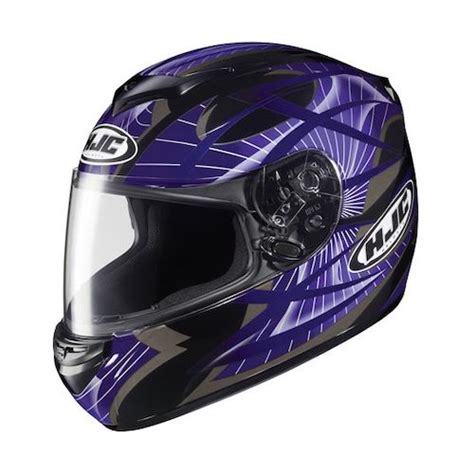 purple motocross helmet the gallery for gt purple motorcycle helmet hjc