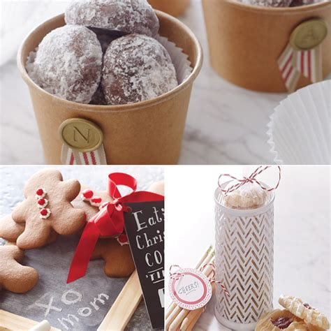 easy homemade holiday food gifts hallmark ideas