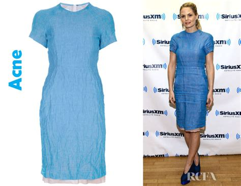 Who Wore Marchesa Better Morrison Or Snow by Morrison S Acne Lucille Dress Carpet