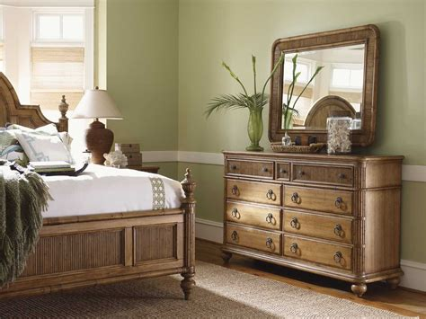tommy bahama style bedroom furniture tommy bahama beach house belle isle bedroom set