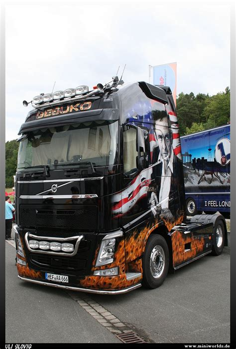 Lkw Lackierung Hamburg by Volvo Fh Quot Gesuko Quot Flickr Photo