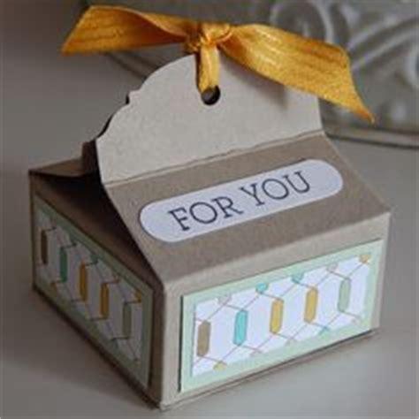 kleine box basteln die besten 17 ideen zu geschenkbox basteln auf