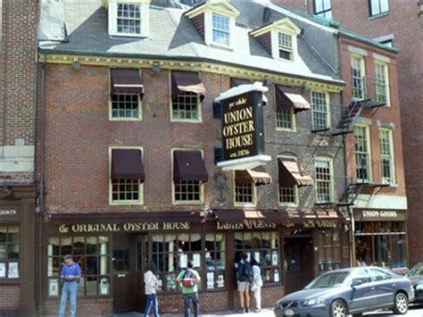 union oyster house boston ma ghosts and hauntings on