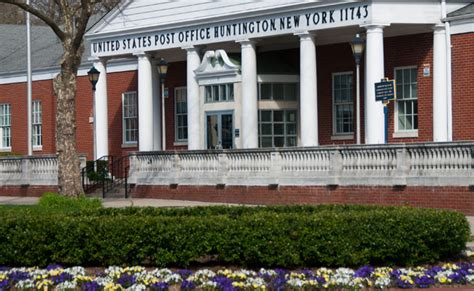 Huntington Post Office by Guest New York Personal Injury