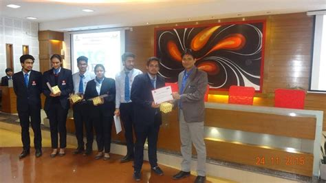 Business Plan Competitions Mba by Business Plan Competition For Bba B Students At