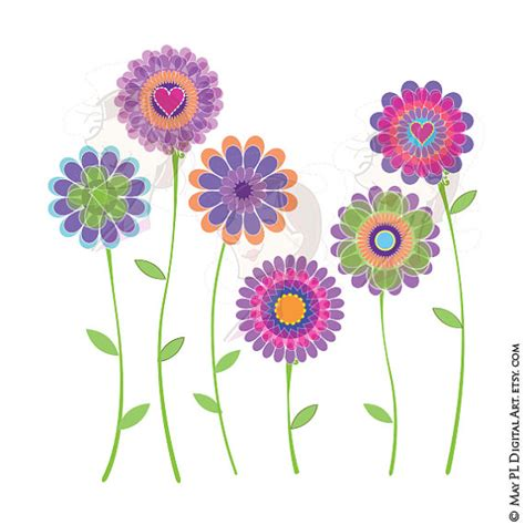 Sprei Single Pink Friend 3in1 purple flower clipart flower pencil and in color