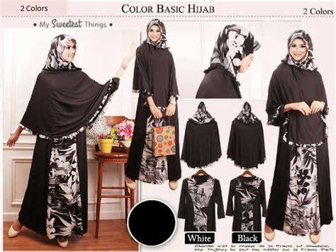 Gamis Gm18 nisa sofi a s gamis busana muslim lebaran trend 2014
