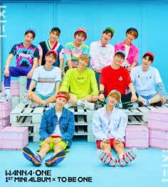 One To One Wanna One Reveal Two Unique Happy And Chic Album