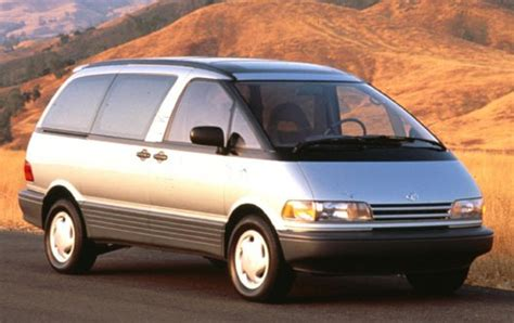 how to learn about cars 1993 toyota previa used 1993 toyota previa for sale pricing features edmunds