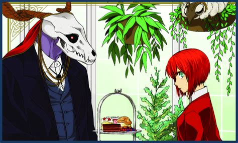 the ancient magus vol 5 the ancient magus vol 1 review taykobon