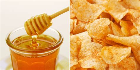 Honey Butter Chips south koreans are completely obsessed with honey flavored