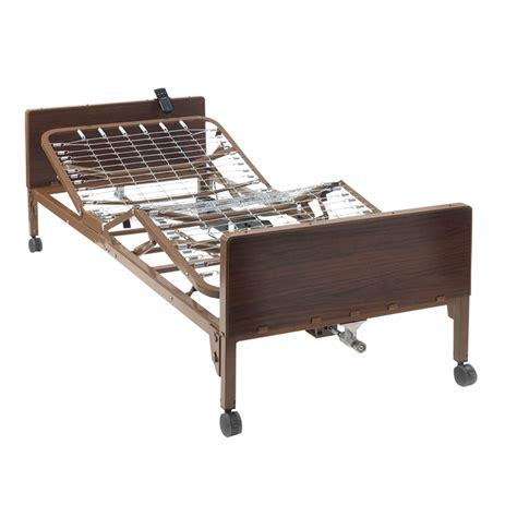 Basic Bed Frames Medline Basic Electric Bed Medline Electric Frames