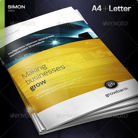 Corporate Brochure Template Free by Company Profile Brochure Template Csoforum Info