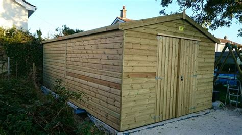 Garden Sheds Cornwall by Shaun S Sheds Garden Sheds Buildings In Cornwall