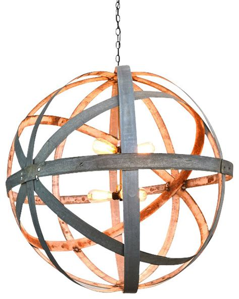 Atom Chandelier Light Atom Chandelier Quot Colossus Quot Industrial Chandeliers By Wine Country