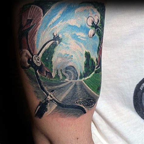90 landschaft tattoos f 252 r m 228 nner scenic design ideen