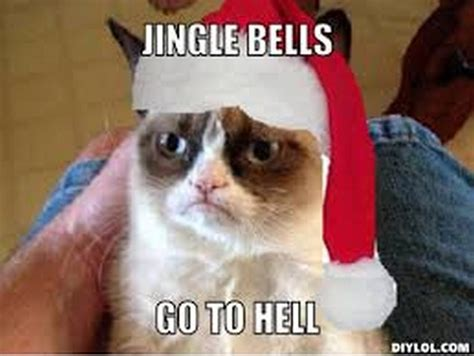 Funny Christmas Cat Memes - funny christmas memes 13