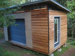 Modern Tool Shed Diy Modern Shed Project Style Diy And Crafts And Modern
