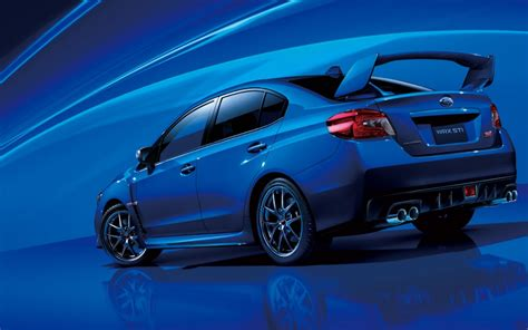 subaru japanese subaru launches wrx s4 and wrx sti type s in