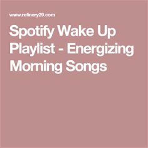 best wake up songs the 20 best songs to wake you up in the morning according