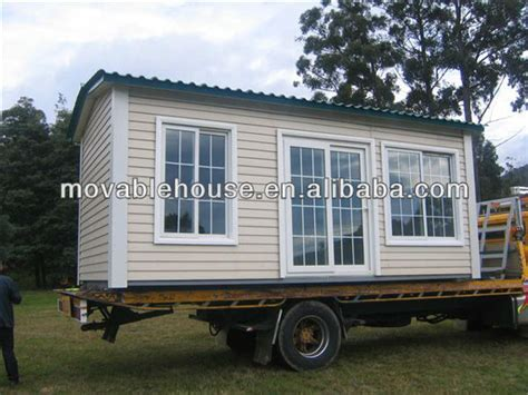 one bedroom trailers prefabricated cheap ready made 1 bedroom mobile homes