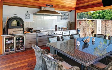 outdoor kitchen cabinets perth pizza oven outdoor alfresco kitchens infresco perth