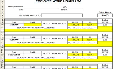 Spreadsheets Help by Excel Spreadsheets Help Employee Timesheet Spreadsheet