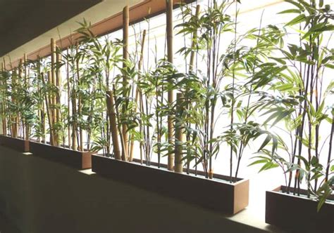 Artificial Trees For Interior Design by Featured Residential Silk Interior Plantscape Design