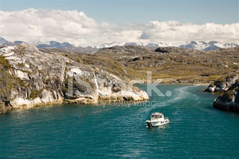 premier boats gun lake boat in fjord stock photos freeimages
