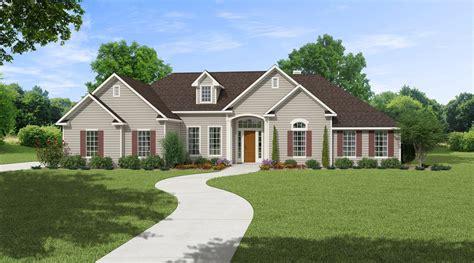 the courtland 3000 sq ft house plans design tech homes