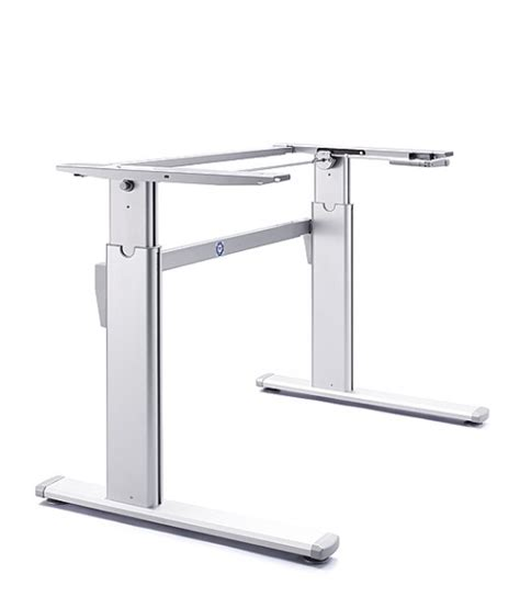 height adjustable desk frame standing desk frame zen height adjustable guaranteed