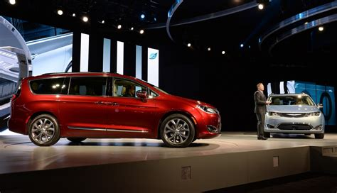chrysler pacifica hellcat canceled fca reports car news all new chrysler pacifica created by minivan owners fca america corporate