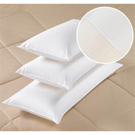 foam rubber bed pillows soft memory foam pillow sears com