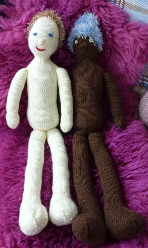 rag doll you new pattern knitted rag dolls northern lace