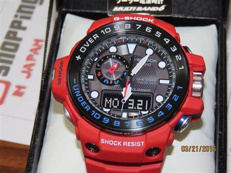 G Shock Gwa 1100 Black Blue 2 g shock gulfmaster rescue series gwn 1000rd 4ajf