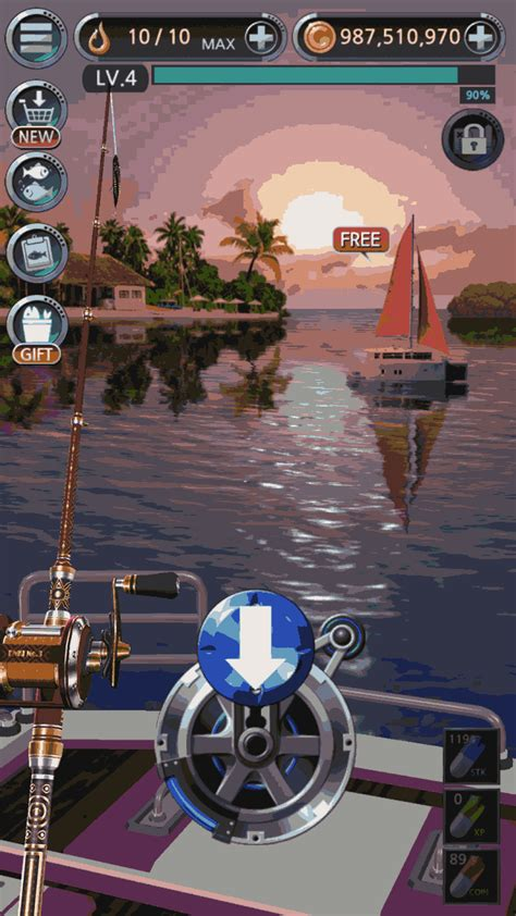 download mod game kail pancing apk fishing hook kail pancing v1 5 6 apk mod terbaru andro