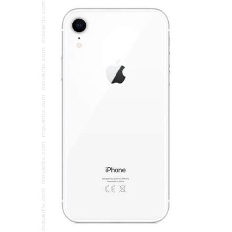 apple iphone xr white 128gb 0190198772886 movertix mobile phones shop