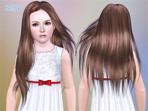 tsr kids hair tsr sims 4 hair child