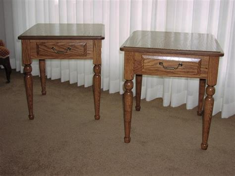 Do Living Room End Tables To Match Dale Tricia S Website Custom Furniture Living Room