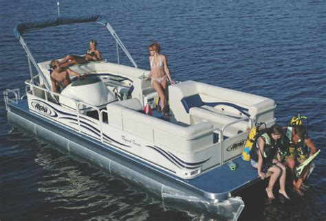 aloha pontoon research aloha pontoon boats ts 250 pontoon boat on iboats